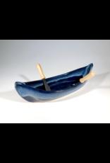 Canoe Dip Pot - Northern Lights