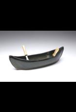 Canoe Dip Pot - Sage