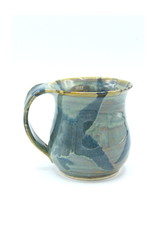 Potbelly Mug - Green