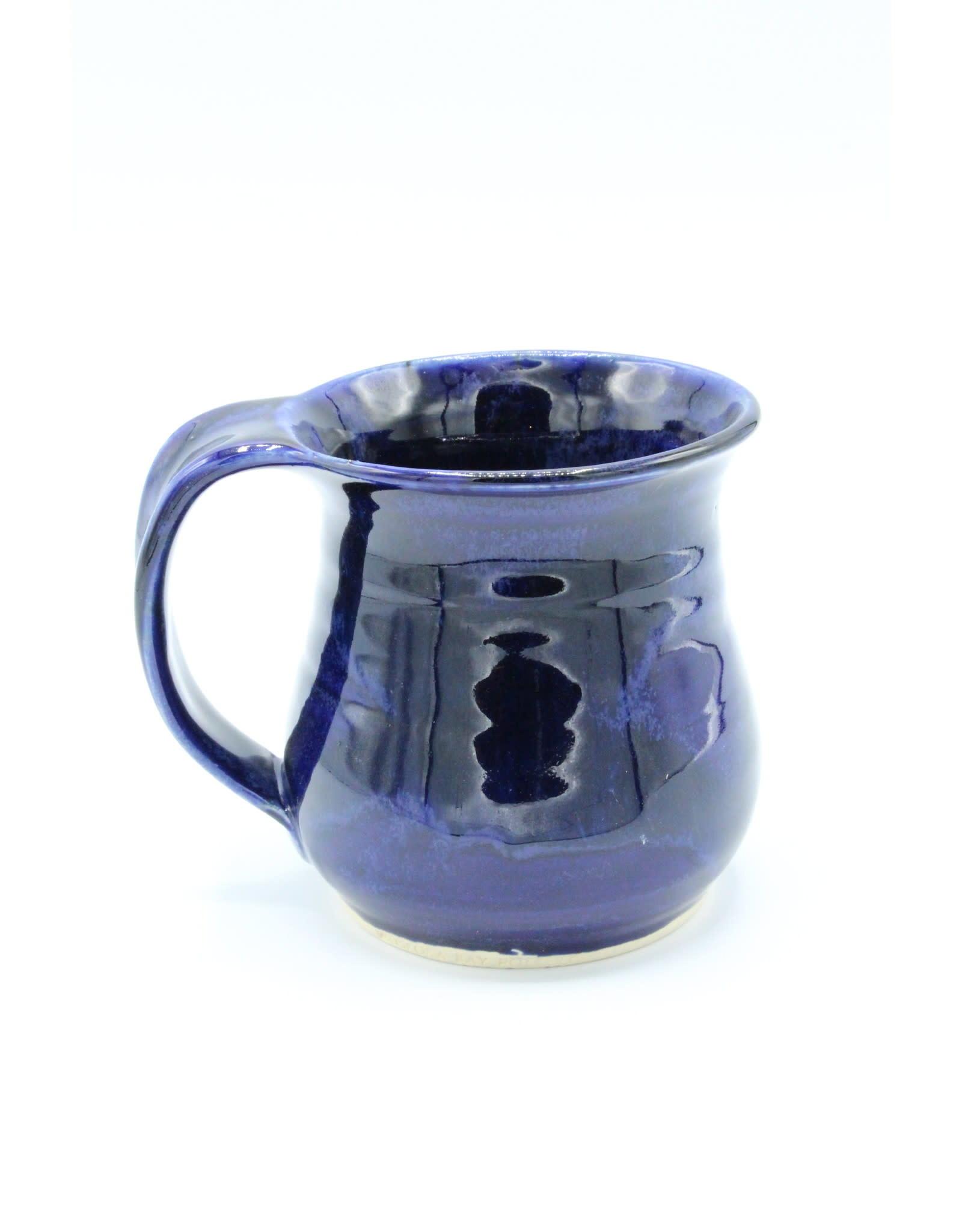 Potbelly Mug - Cobalt