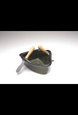 Boat Dip Pot - Sage
