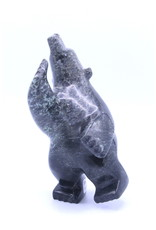 Dancing Bear by Abraham Simeonie