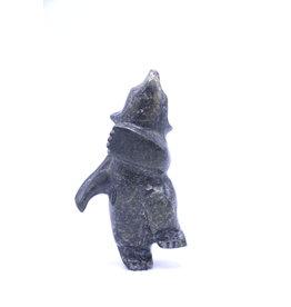Dancing Bear by Johnny Papigatuk