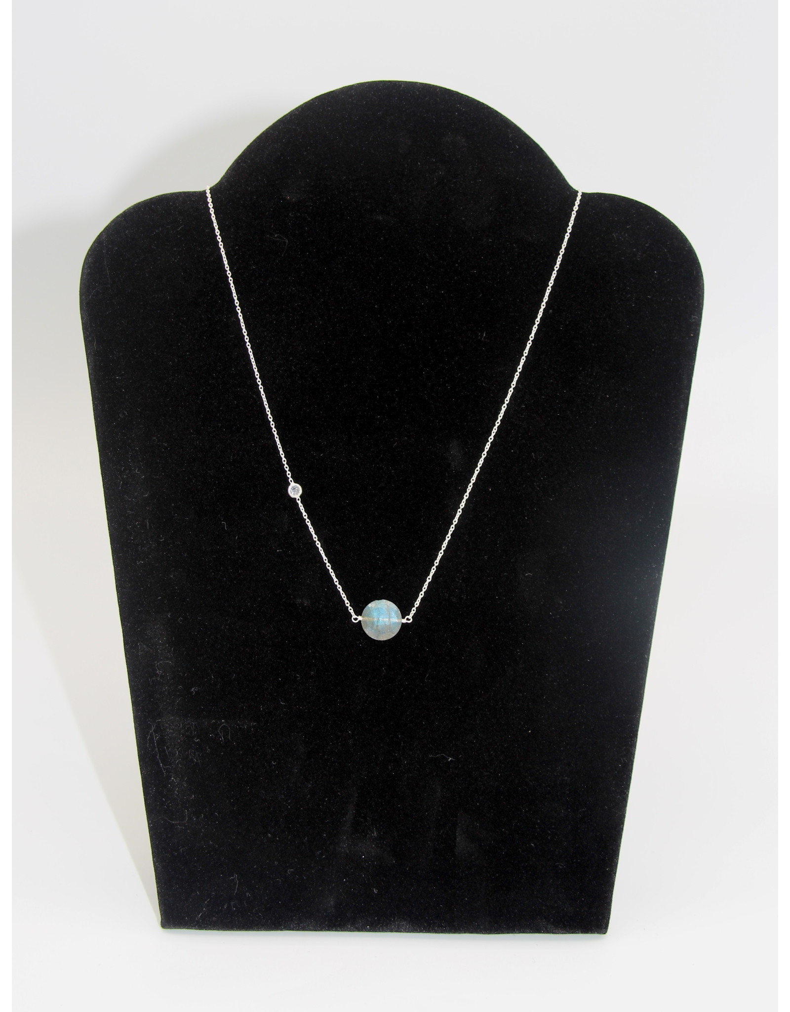 Labradorite Necklace - 10637