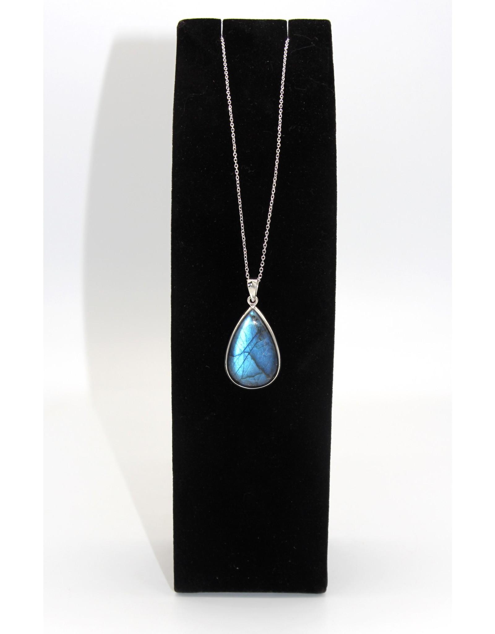 Labradorite Necklace - 10605