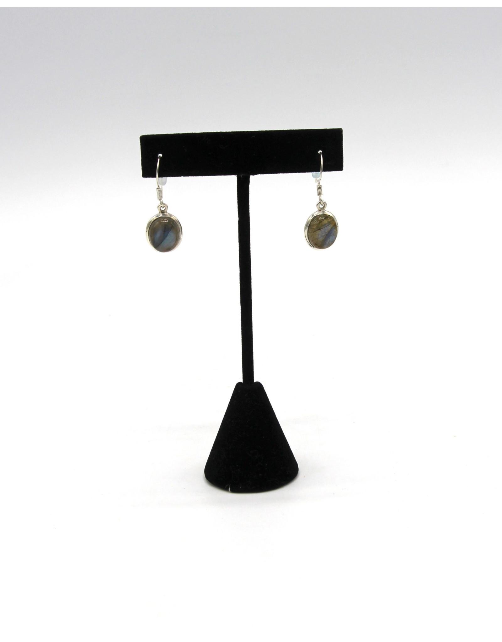 Labradorite Earrings - 105001