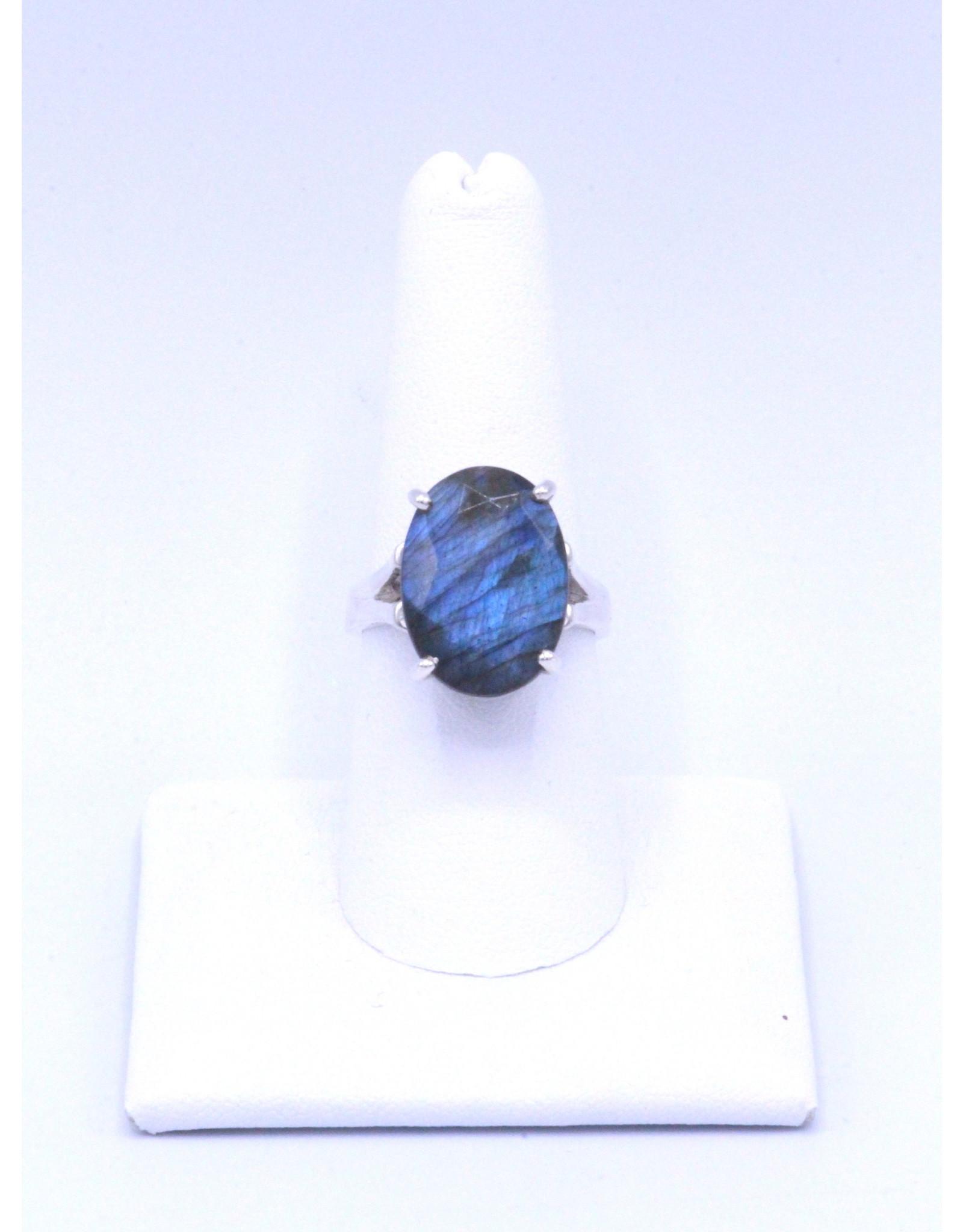 Labradorite Ring - 103009