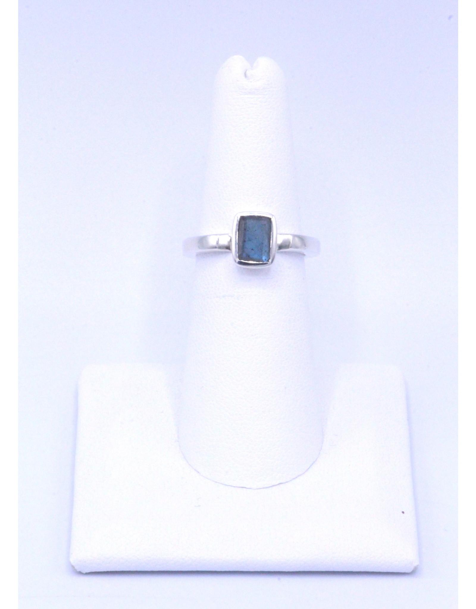 Labradorite ring - 103004