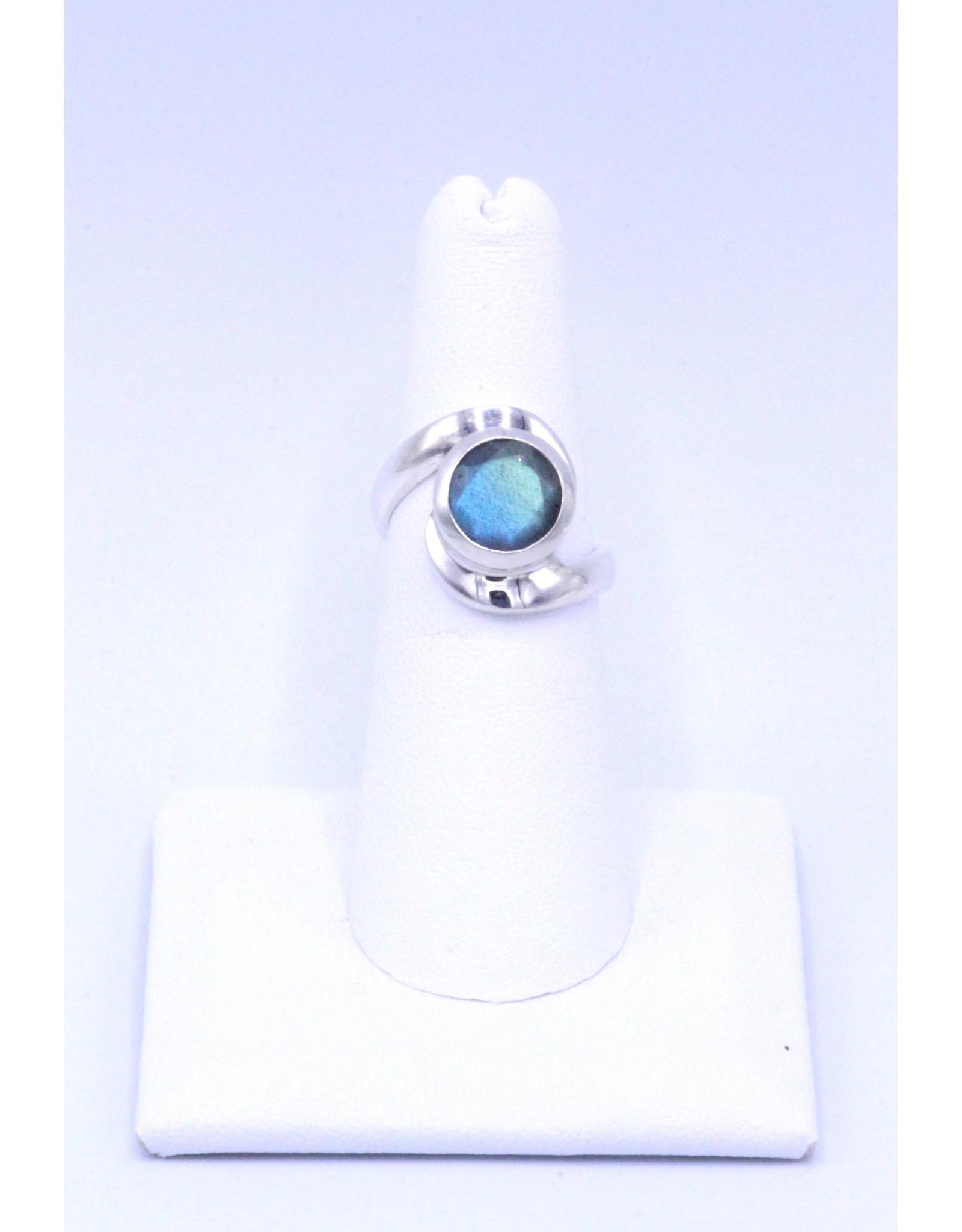 Labradorite Ring - 103005