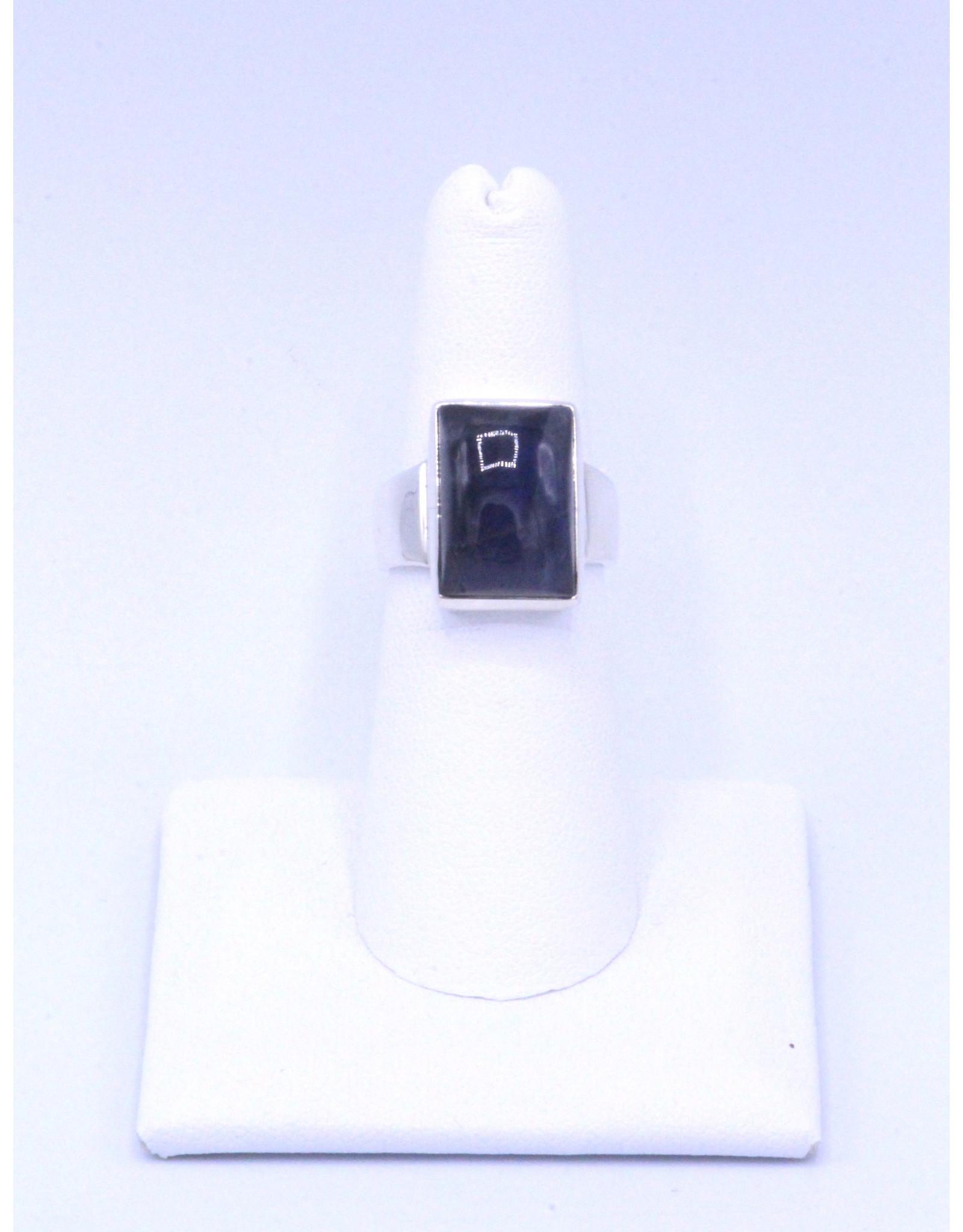 Labradorite ring - 103007