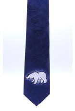 6000A Polar Bear Silk Tie