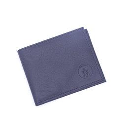 Black MuskOx Leather Wallet