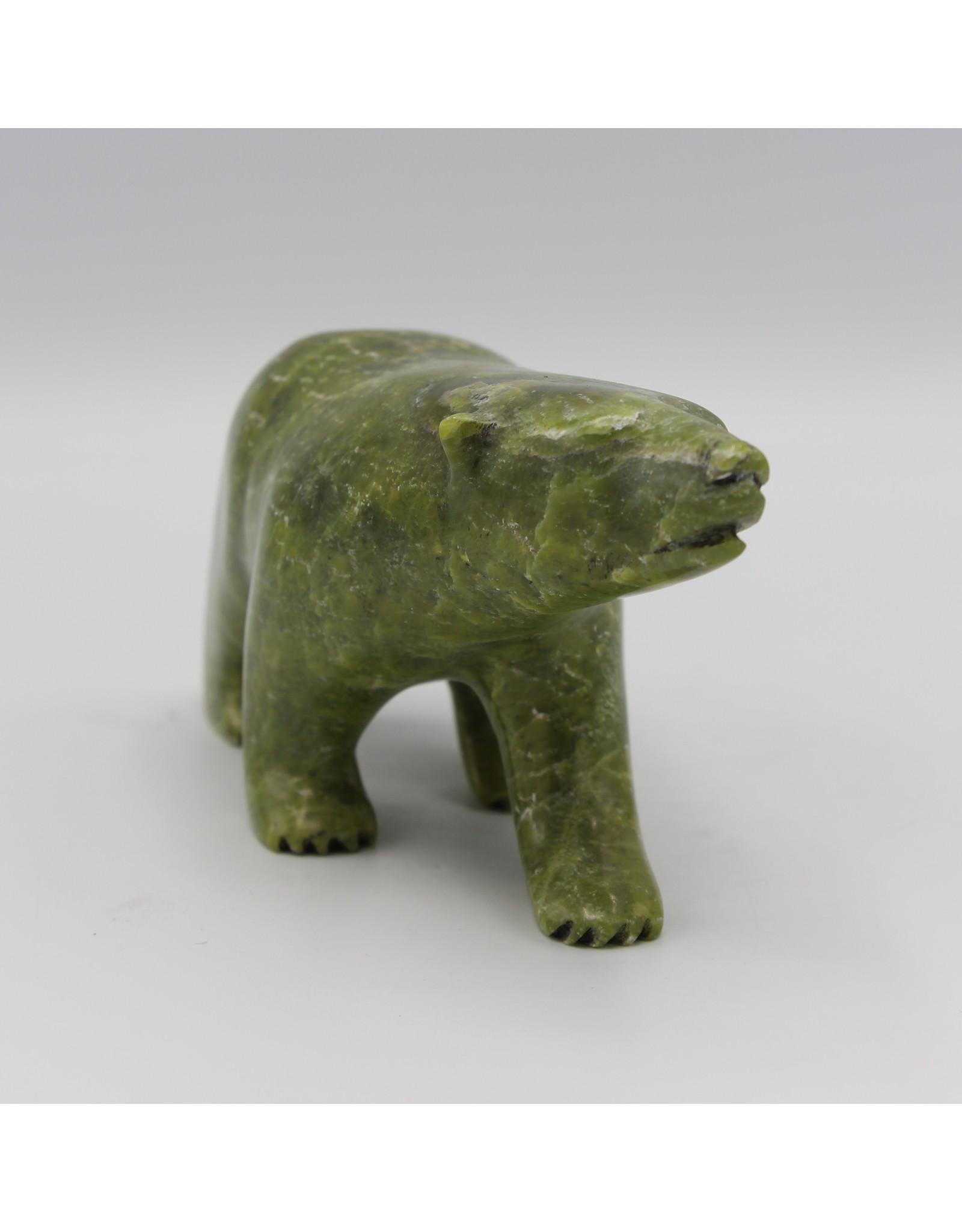 66419 Bear by Allan Shutiapik