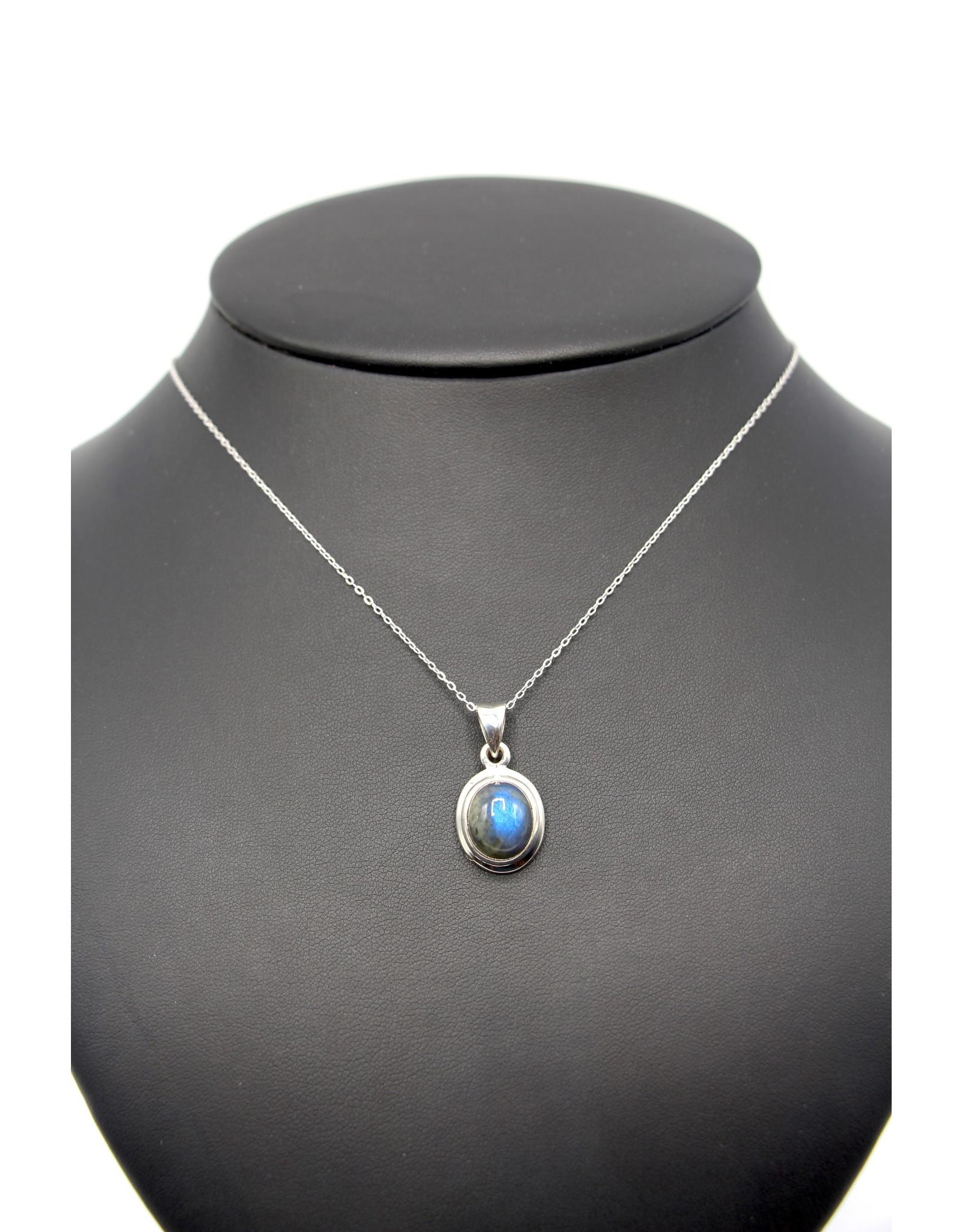 Labradorite Necklace - 10635