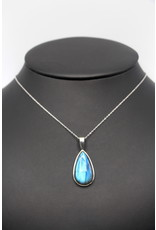 Labradorite Necklace - 10634