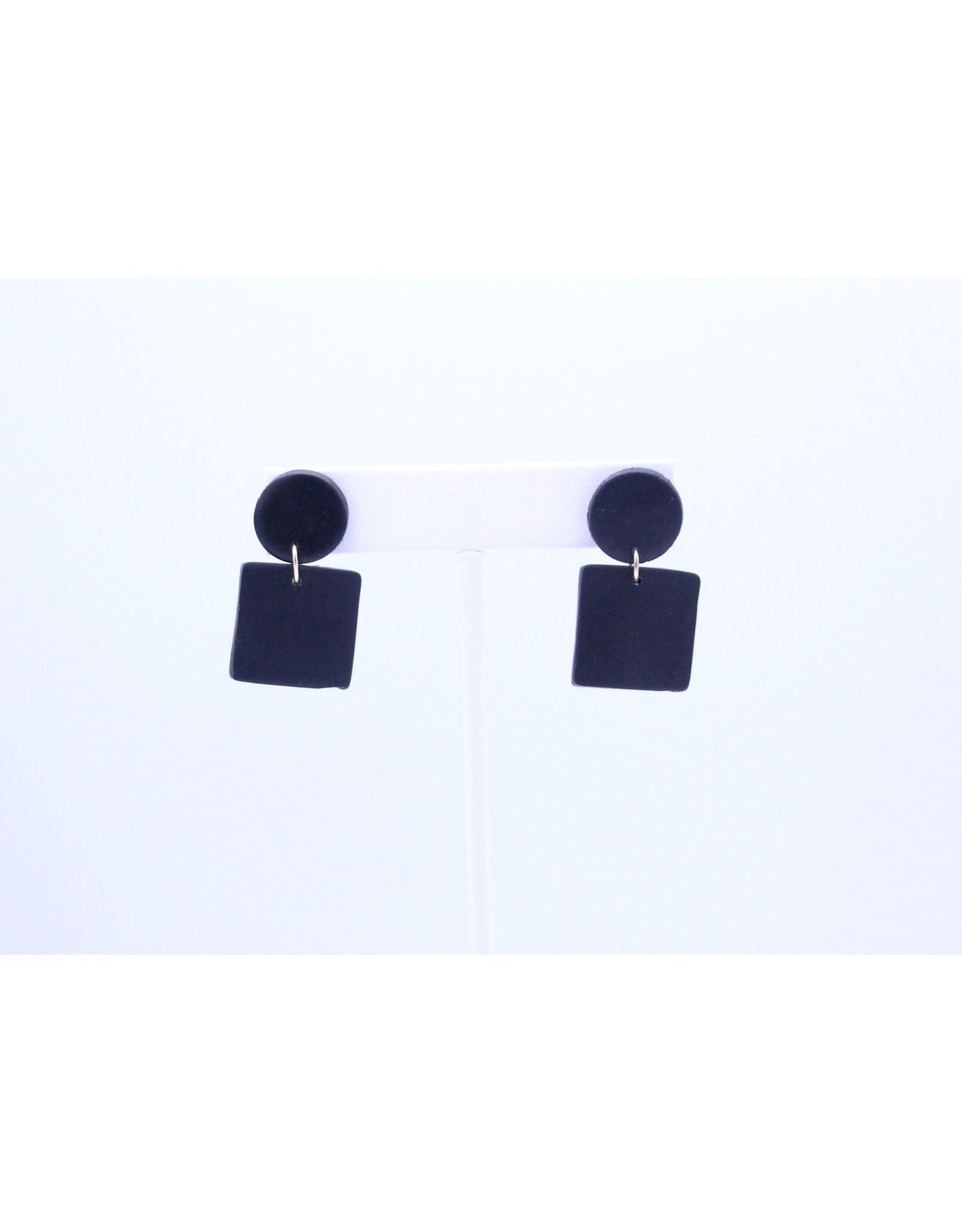 Emerson Earrings - Black