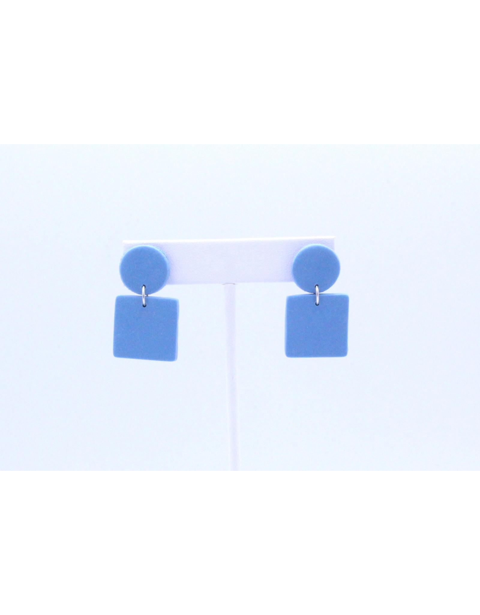 Emerson Earrings - Blue