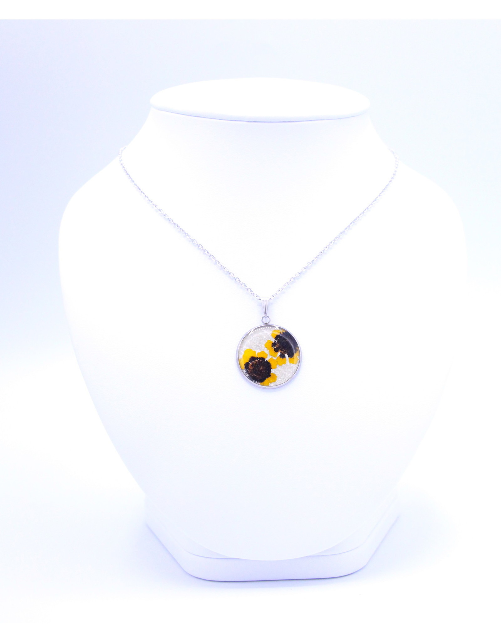 25mm Coreopsis Necklace - N25C1