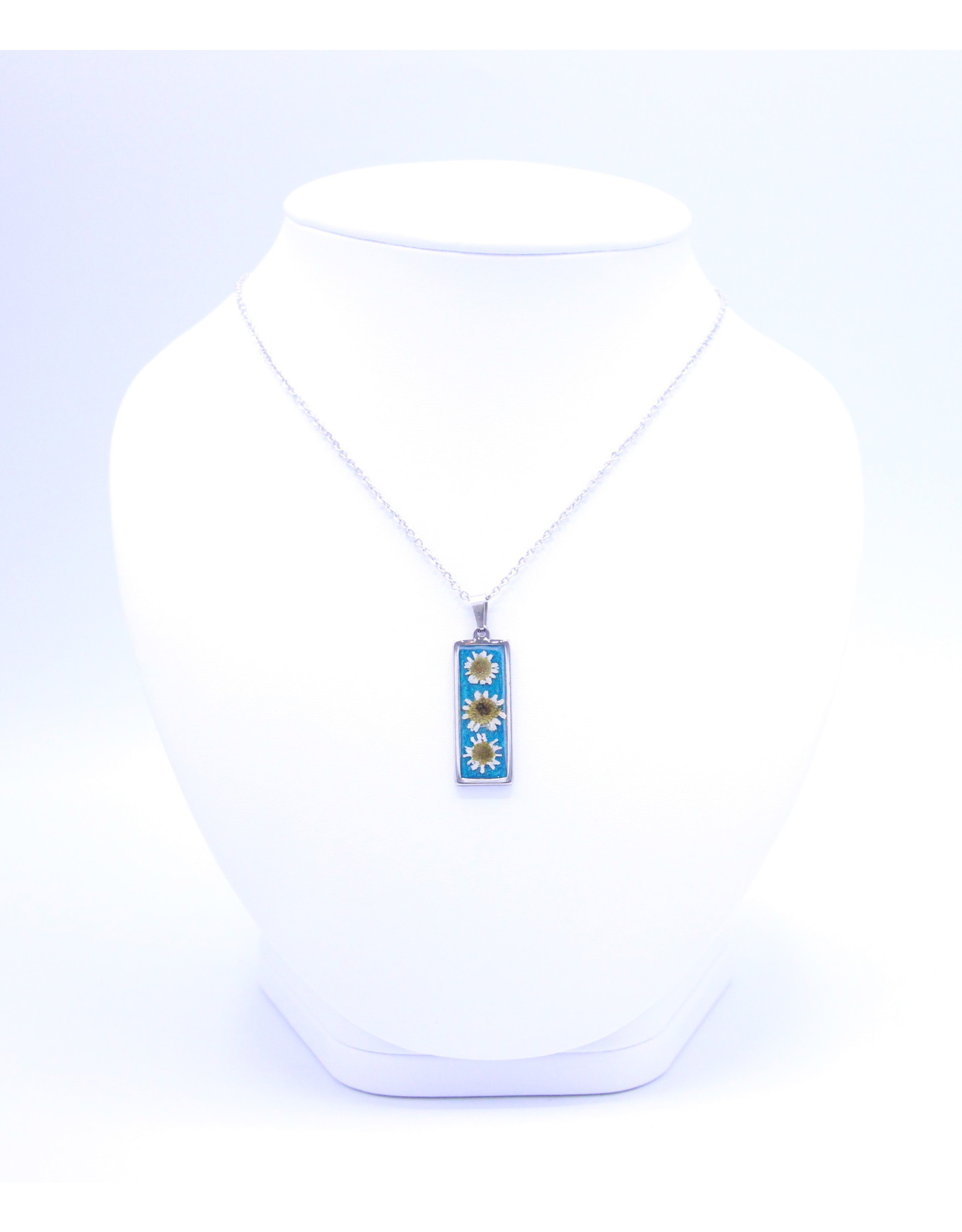 25mm Daisy Necklace - N25D1