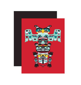 Notebook - Totem by Ryan Cranmer