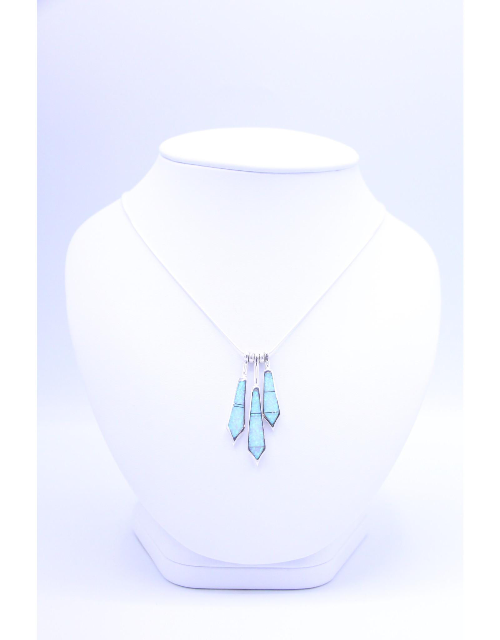 Opal Necklace - NNAL1