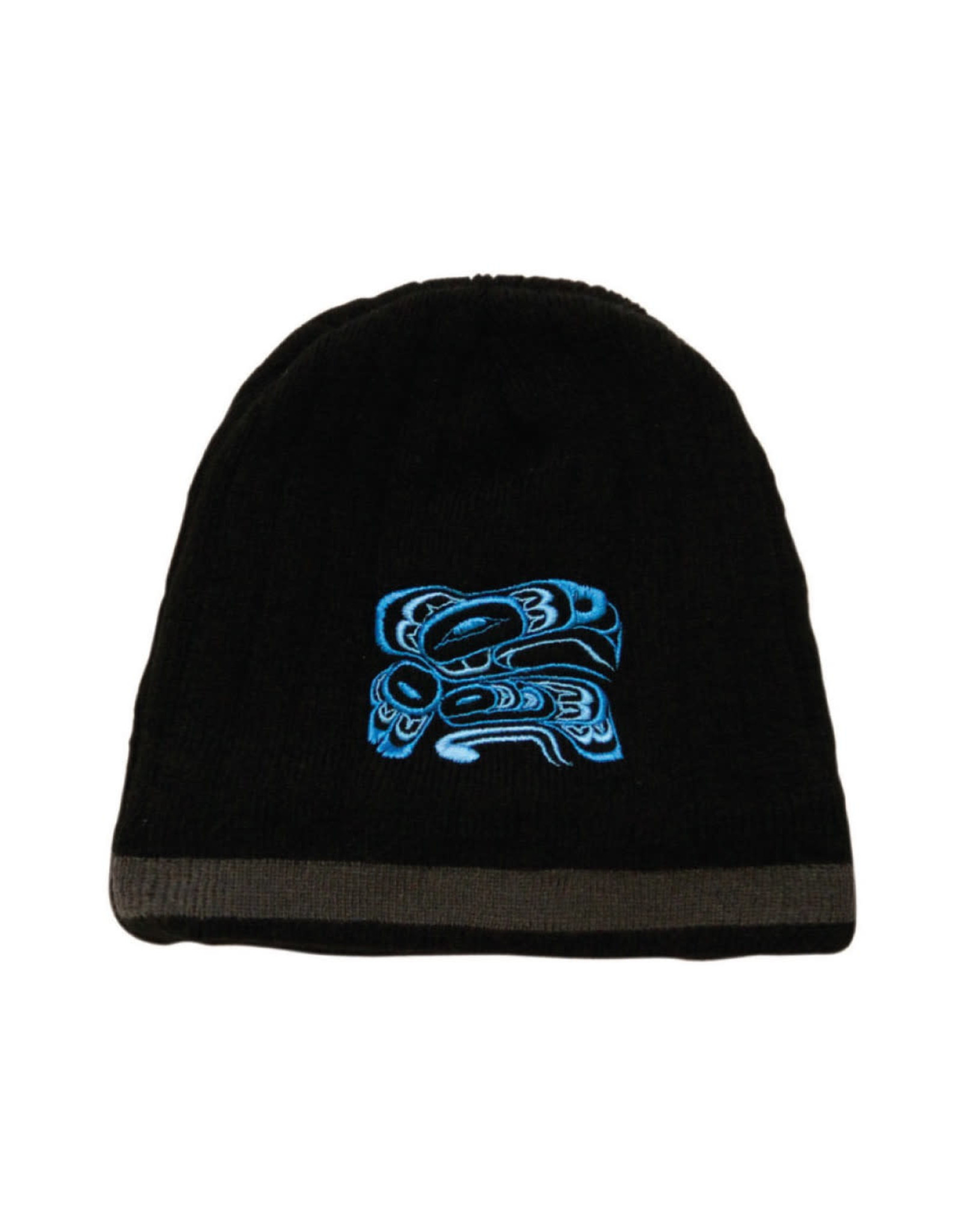 Knitted Tuque - Four Clans by Terry Starr (TQSF)