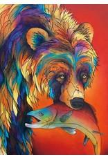Fishing Stories by Micqaela Jones Canvas