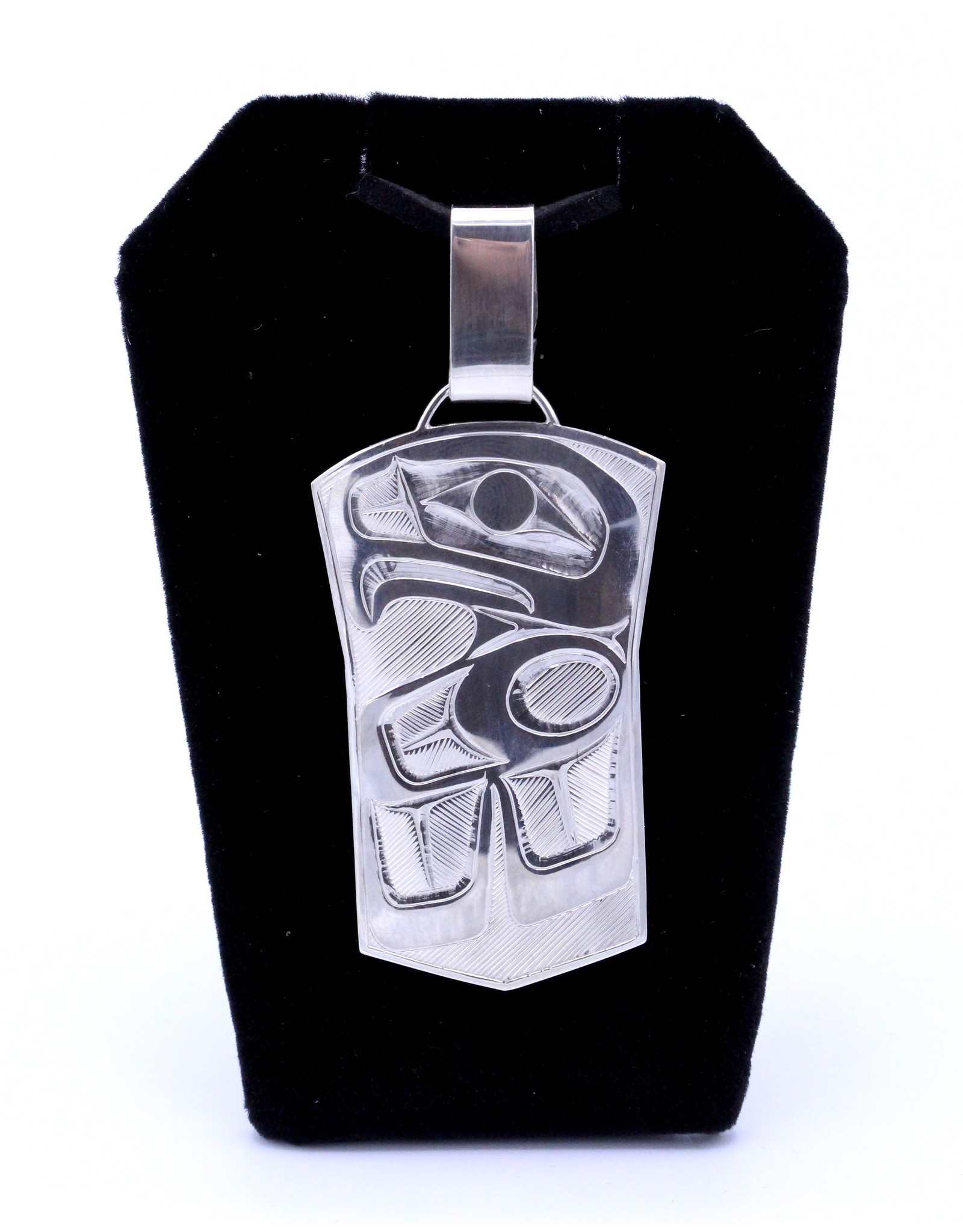 Eagle Shield Necklace by Nusmata - NSP01