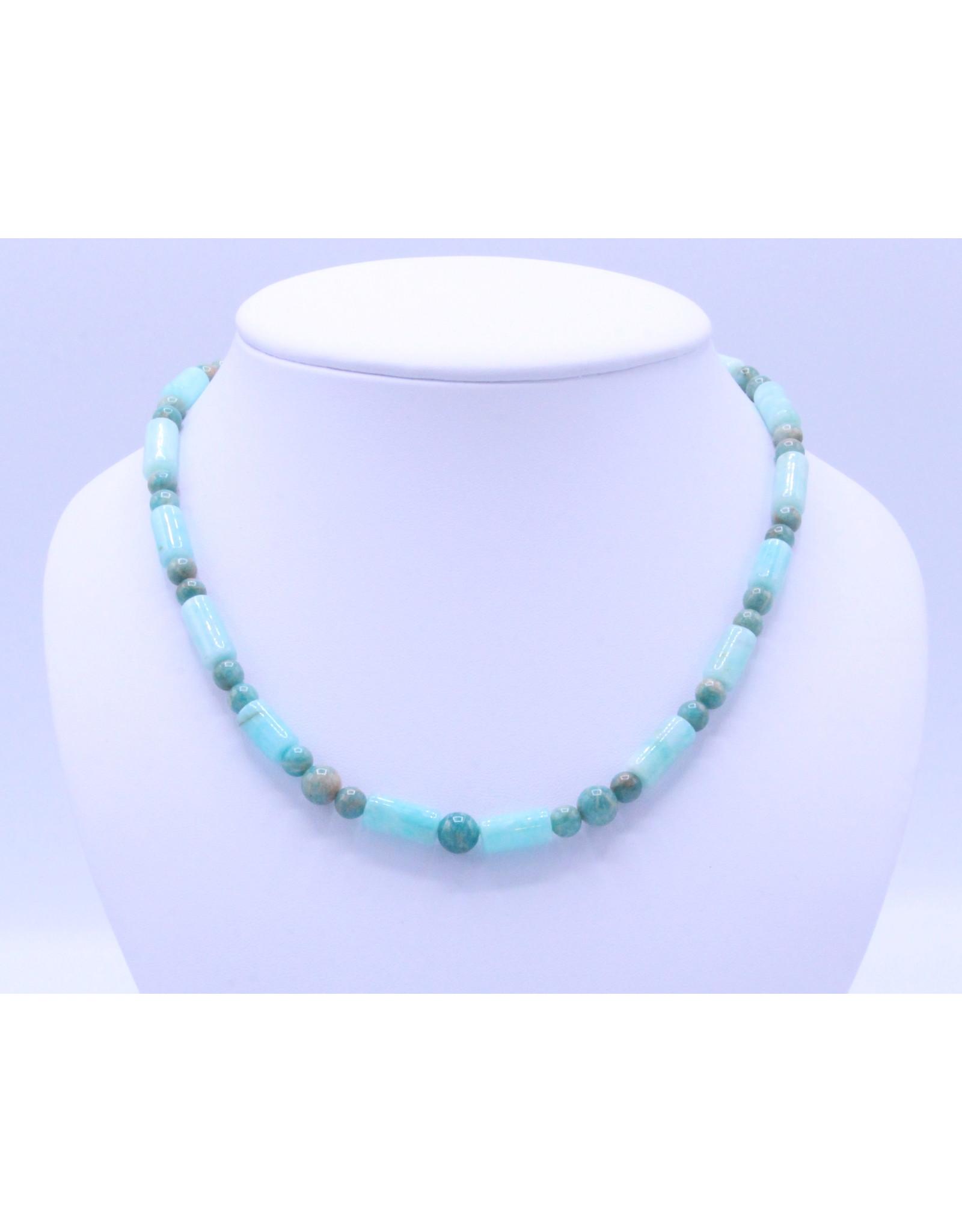 Amazonite Necklace - NA12