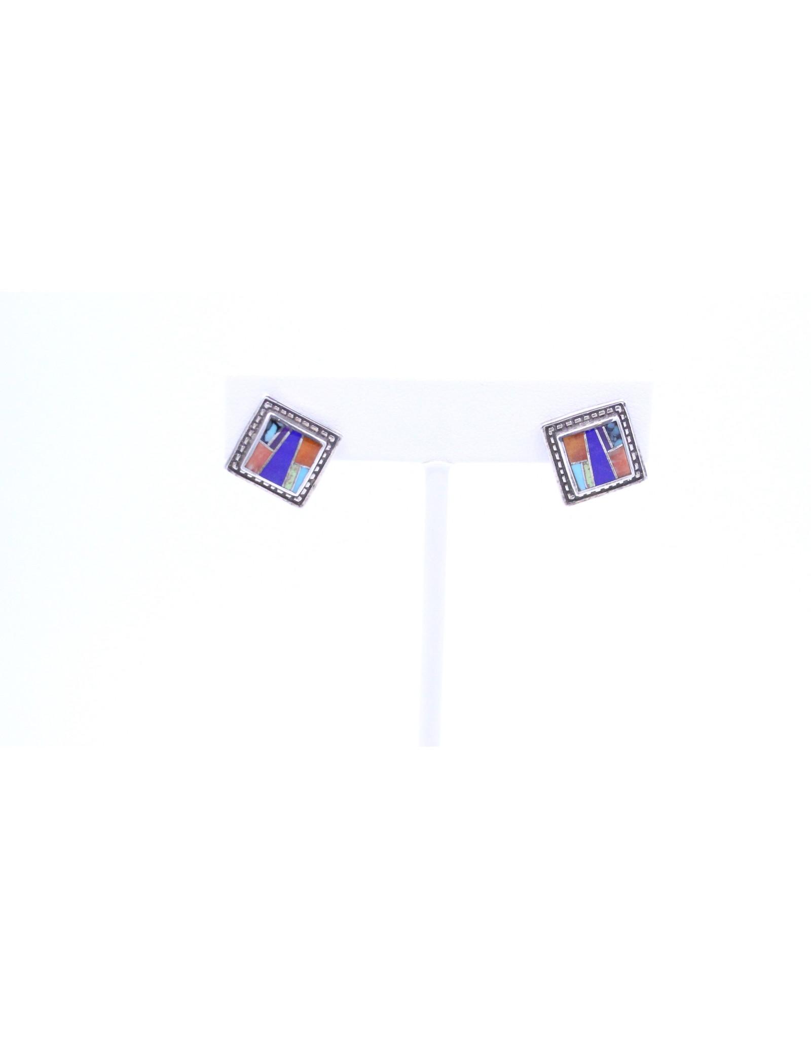 Square Earrings ERIS1