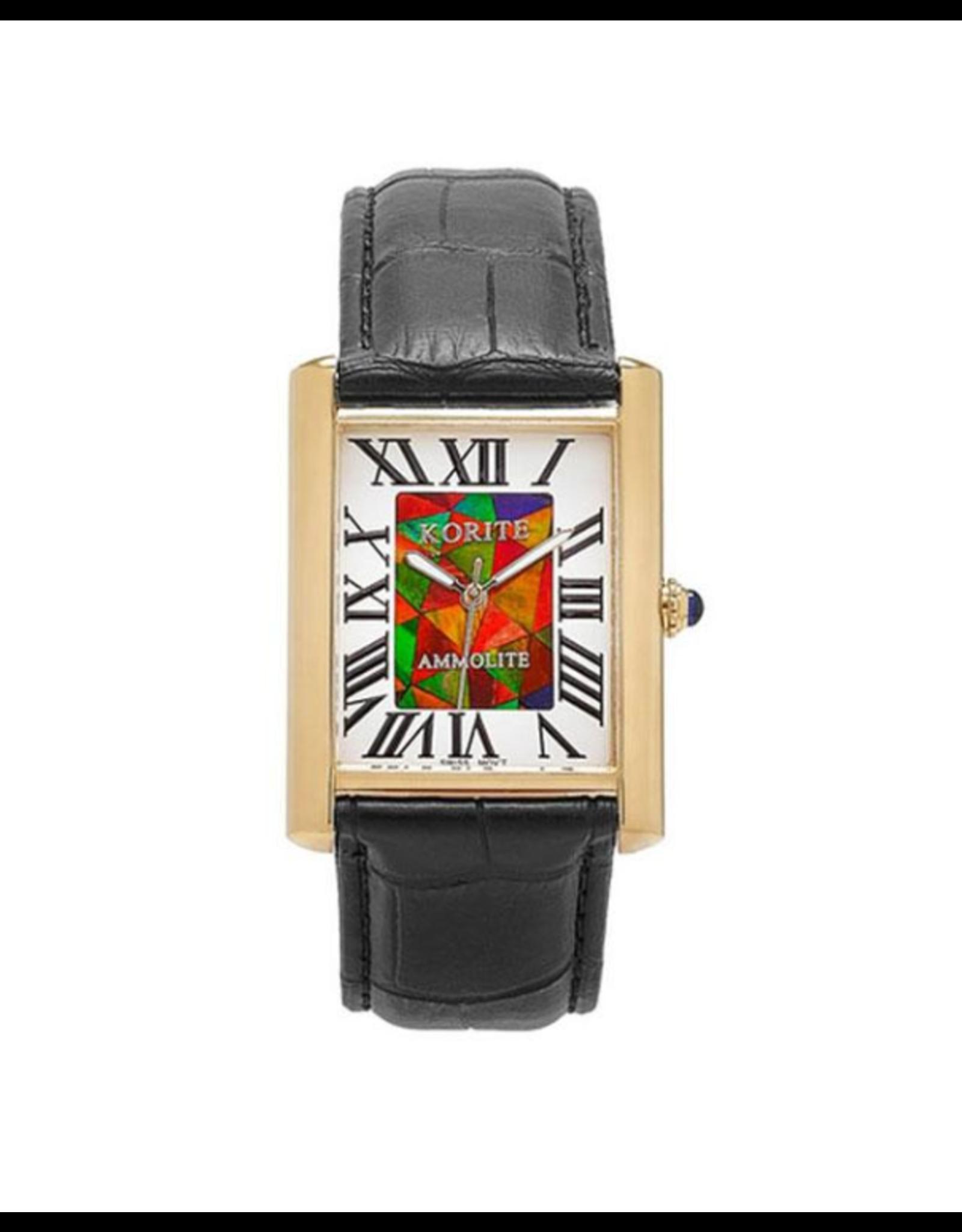 Ammolite Bogart Watch - A821BL