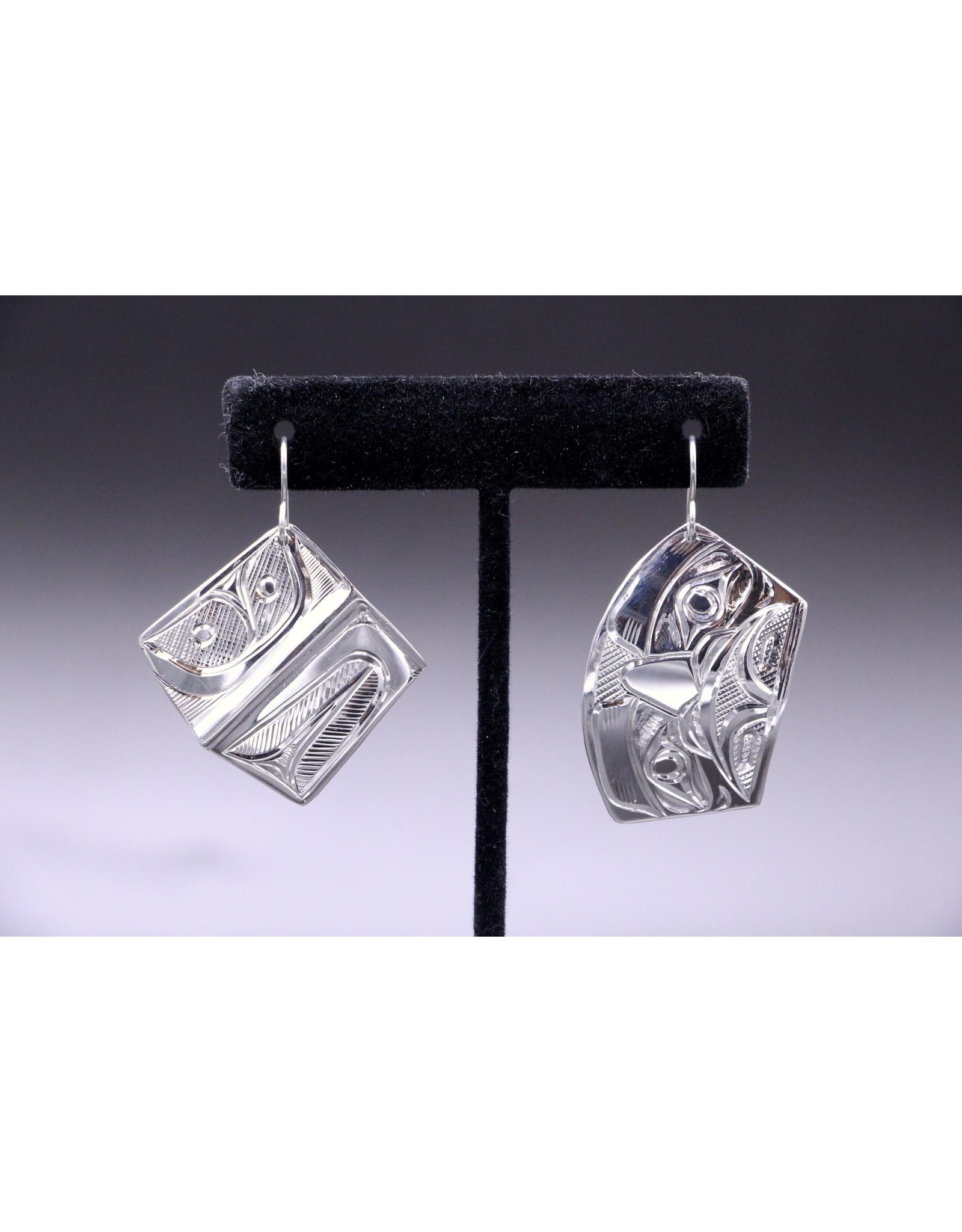 Eagle Earrings by Corrine Hunt - CHE1