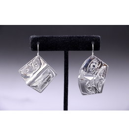 Eagle Earrings by Corrine Hunt