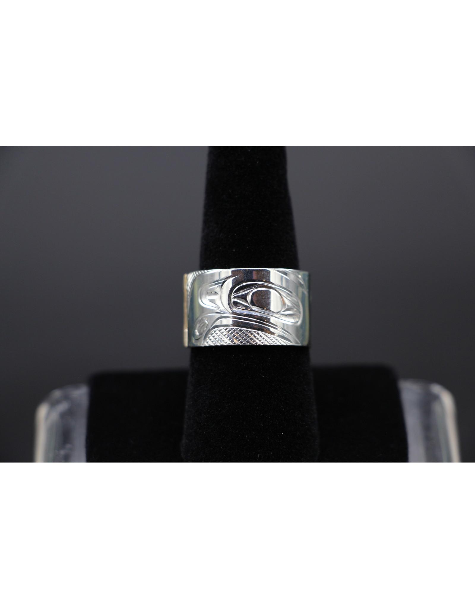 Eagle & Raven Ring by Corrine Hunt - CHR1