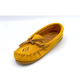 Ladies Indian Tan Moccasin with Sole