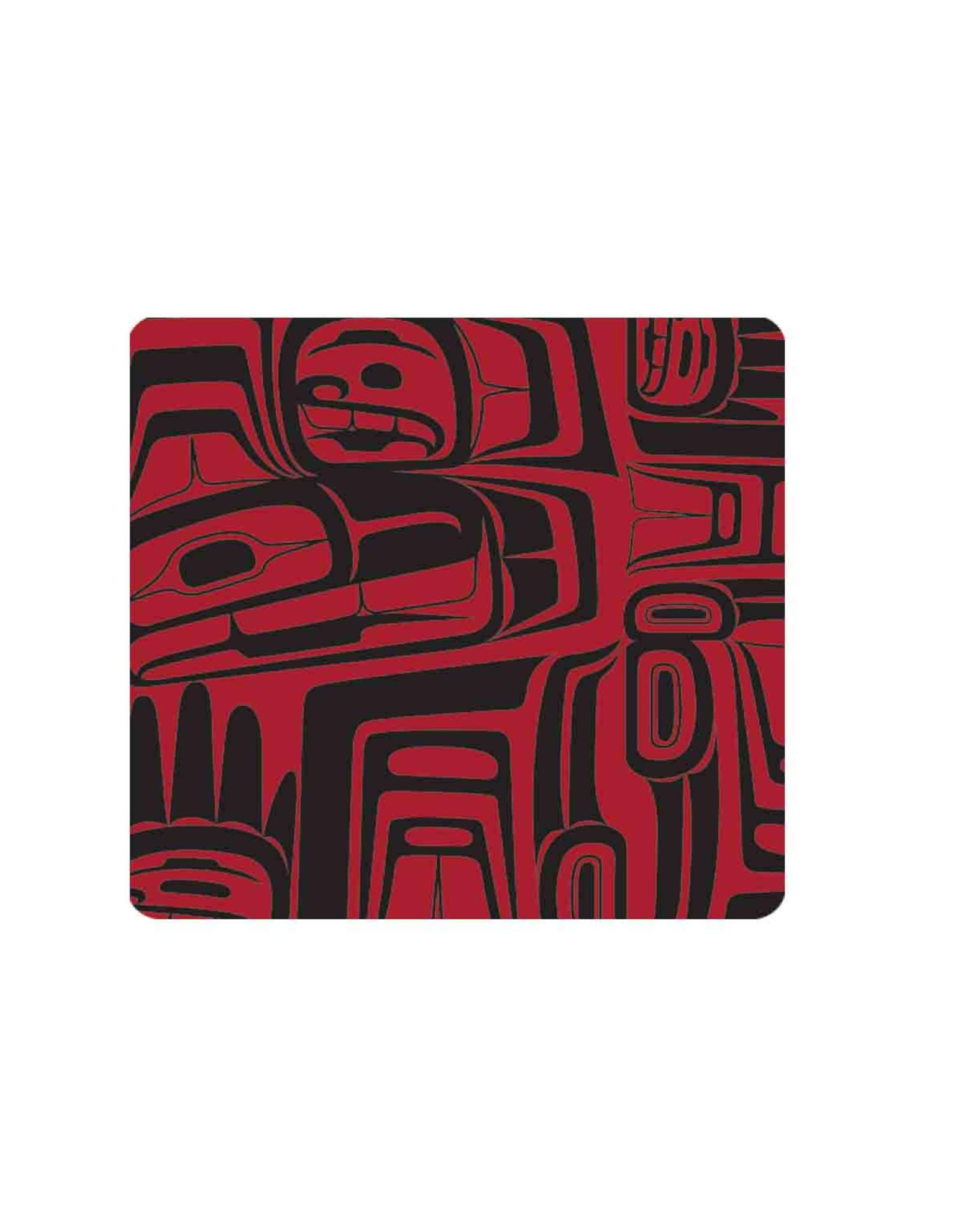 'Eagle Crest' by Ben Houstie Coaster (CBC23)
