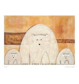 Cubs I par Jimmy Wright Carte