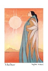 A New Dawn by Maxine Noel Card