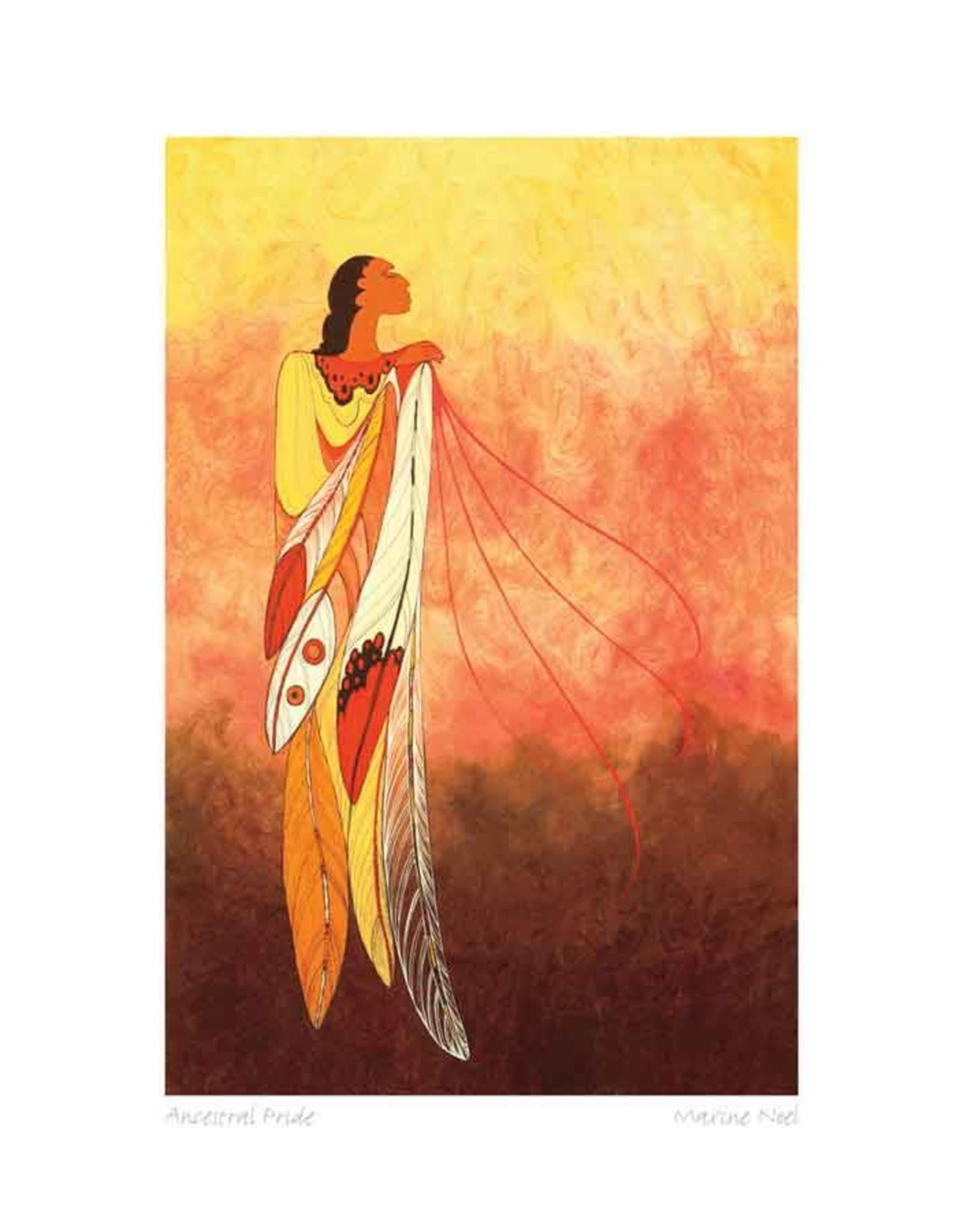 Ancestral Pride par Maxine Noel Carte