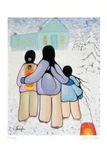 Family par Cecil Youngfox Carte