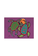 Playful Time by Jim Oskineegish Card