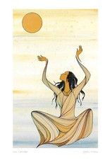 Sun Catcher by Maxine Noel Matted