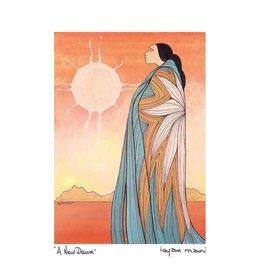 A New Dawn par Maxine Noel Montée sur Passe-Partout