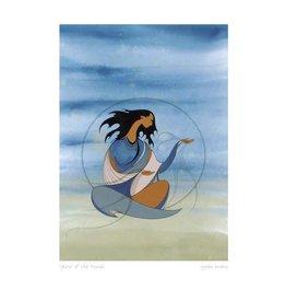 Spirit of the Winds by Maxine Noel Framed