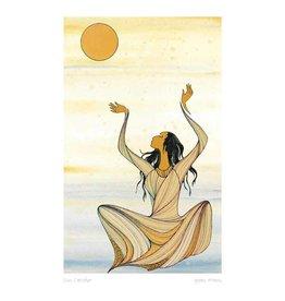 Sun Catcher by Maxine Noel Framed