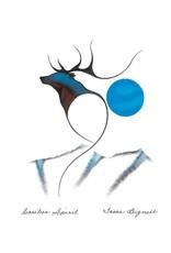 Cariboo Spirit par Isaac Bignell Encadrée