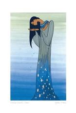 Mother Earth's Tears by Maxine Noel Framed