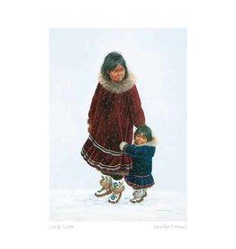 Little Sister par Dorothy Francis Encadrée