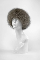 Mink & Fox Hat