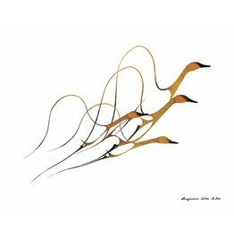 Spring Flight par Benjamin Chee Chee Édition Limitée